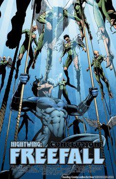 Nightwing v2 146 (2008)  Pg2