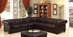 Stanford Ii Traditional Sectional
