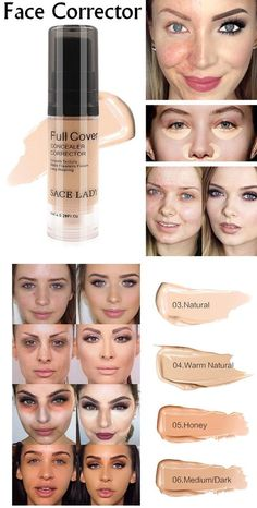 8 Colors Best under eye concealer for wrinkles and Fine lines Concealer is one of the hardest-working products that barely gets any recognition. Because unlike the lipstick you get complimented on every time you wear it, you only notice concealer whe Natural Hair Mask, Natural Hair Styles, Makeup Tips, Eye Makeup, Makeup Products, Best Under Eye Concealer, How To Grow Eyebrows, Les Rides, Skin Tag Removal