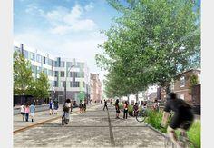 FCB Studios chalks up Sheffield Uni masterplan | News | Building Design
