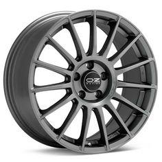 "OZ Racing Superturismo LM 18"" wheels"