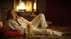 Fabio Lanzoni is here for you this Valentine's Day - and he's bringing kittens and champagne.