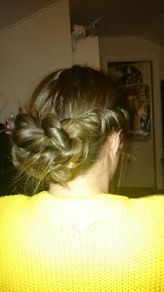 Gorgeous hairstyle for whenever you like to wear it!