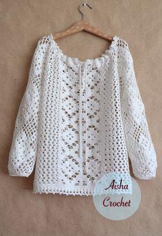 Crochet design by Aisha Crochet