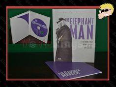 Nach einer wahren Geschichte.  #AnthonyHopkins #DerElefantenMensch #TheElephantMan #Klassiker #Digibook #BluRay Anthony Hopkins, David Lynch, Elephant, Books, Movies, History, Libros, Films, Book