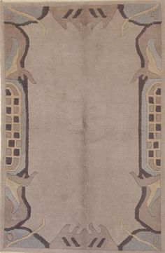 Nepal Teppich 100% Wolle  Handgeknüpft 180 x 120 cm Rugs orient preproga