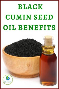 Discover amazing black cumin seed oil benefits and uses - it can be used for virtually any health issue! Click here to find out! via @wellnesscarol