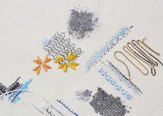 Richard McVetis needle work artist