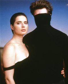 Isabella Rossellini & David Lynch by Annie Leibovitz, 1986