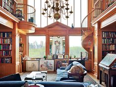 A Reading Room With a View