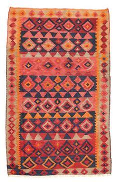 Kelim Fars Teppich 157x243