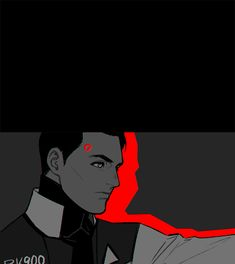 """SkylerA — """"I'm not a machine."""" (re-uploaded a better. Detroit Become Human Actors, Detroit Being Human, Detroit Become Human Connor, Cyberpunk Aesthetic, Becoming Human, Naruto Shippuden Anime, My Ride, Macabre, Creative Writing"""