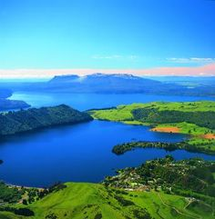 Travel to Rotorua, New Zealand This as amazing as Yellowstone, underground steam, bubbling mud ponds and mineral lakes