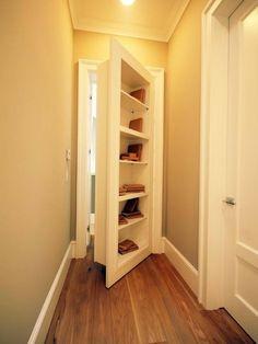 hidden room...pretty much my childhood drean