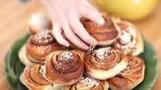 Homegrown Swedes: Cinnamon Rolls