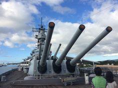 パールハーバーへ。 これは戦艦ミリー。