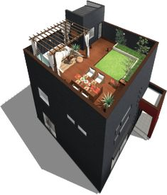 LiPiA(リピア)_柏モデルハウス | ローコスト住宅は千葉のエステージ Rooftop Deck, Poker Table, Tiny House, Minecraft, New Homes, Construction, House Design, Space, Interior