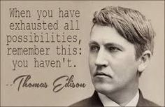 Awesome Image result for thomas edison quotes... Best Quotes Success Check more at http://bestquotes.name/pin/145560/