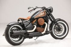 KAWASAKI VN 800 Classic Bobber. I want to do this to my 1500.