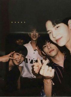 my family 💓 Day6 Dowoon, Jae Day6, K Pop, Taemin, Shinee, Got7, Park Sung Jin, Kim Wonpil, Young K