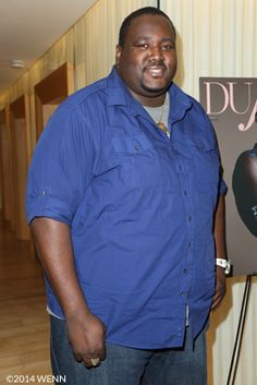 Quinton Aaron has a new motivation to lose weight, just in time for summer! Celebrity Diets, Lose Weight, Weight Loss, Reaching For The Stars, Men Casual, Motivation, Celebrities, Summer, Projects