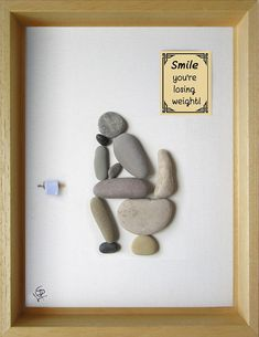 Pebble Art - Thinker on the loo with funny bathroom quotes - Rude art - Funny ar. Pebble Art - Thinker on the loo with funny bathroom quotes - Rude art - Funny ar. Stone Crafts, Rock Crafts, Diy Crafts, Decor Crafts, Funny Home Decor, Home Decor Quotes, Ideias Diy, Bathroom Humor, Funny Bathroom Quotes