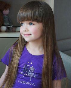 Little Girl Hairstyles Braids Cute Kids Pics, Cute Baby Pictures, Cute Girls, Cute Little Baby Girl, Cute Babies, Fashion Kids, Anastasia Knyazeva, Little Girl Haircuts, Cute Kids Photography