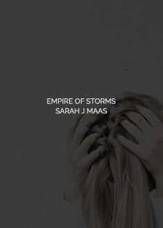 alternate covers: empire of storms [by adamparrisih]