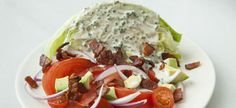 Buttermilk Wedge Salad by Livio Velardo - Gotham Bar and Grill, tastingtable