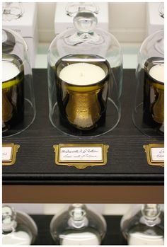 Cire Trudon Candles are my favorite french candles. I could take one of each!  But they are not sold everywhere so I only buy when I'm in France...