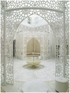 The Royal Mansour Hotel in Marrakech :: http://www.royalmansour.com