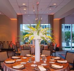 Wedding Reception in the Oceanside Room