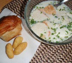 CHANGUA CON HUEVO , gastronomía colombiana - desayuno