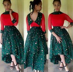 These lovely chic hi-low Ankara styles ~ African fashion, Ankara, kitenge, Kente. from Diyanu - Ankara Dresses, Shirts & African Dresses For Women, African Attire, African Wear, African Fashion Dresses, Ghanaian Fashion, Nigerian Fashion, African Style, African Women, African Print Skirt