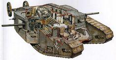 first world war tanks - Пошук Google