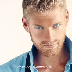 Our Abercrombie Fierce Type Fragrance Oil is a fresh clean scent with citrus and floral notes of Jasmine, Rose, & Lavender. Beautiful Men Faces, Gorgeous Men, Hair And Beard Styles, Hair Styles, Fragrance Oil, Clean Fragrance, Blue Eyed Men, Ginger Men, Blonde Guys
