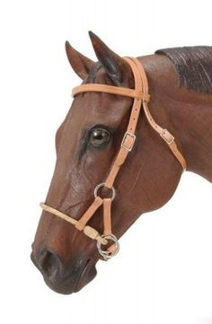 Royal King Rawhide Single Side Pull is an excellent product we know our customers will love. 5/8 leather headstall and single rawhide braided curb. The second ring