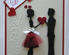 stampin up love valentines card - Google Search