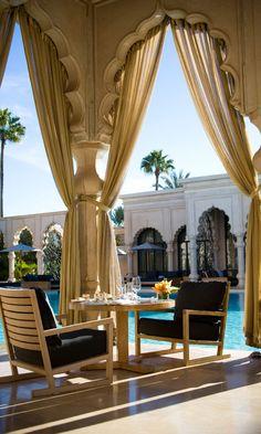 Restaurant Gallery - 5 Star Hotels Marrakech | Palais Namaskar