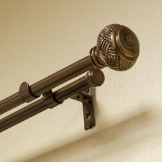 Intercrown 3 4 Diameter Double Rod Brackets