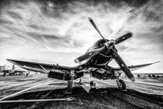 Vought F4U Corsair by Scott Stringham