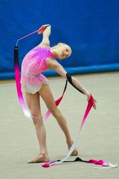 rhythmic gymnastics leotards are so pretty