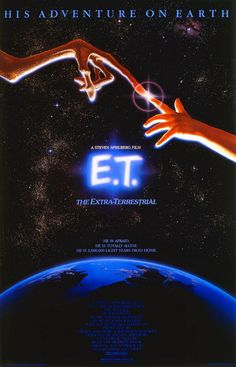 E.T. The Extra-Terrestrial posters for sale online. Buy E.T. The Extra-Terrestrial movie posters from Movie Poster Shop. We're your movie poster source for new releases and vintage movie posters. Famous Movie Posters, Classic Movie Posters, Famous Movies, Classic Movies, Cinema Posters, 80s Movies, Great Movies, Movie Tv, Indie Movies