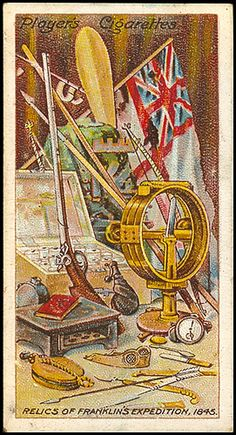 Relic's of Franklin's Expedition, 1845 | Flickr - Photo Sharing!