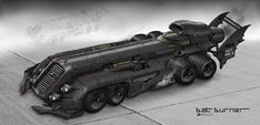 Hi, I've been away for some time and sorry can't post work related, but here's bit what I do lately, my piece on Batman redesign challenge for Brainstor. Batman Auto, Batman Batmobile, Im Batman, Custom Trucks, Custom Cars, Gotham, Batman Redesign, Carros Audi, Univers Dc