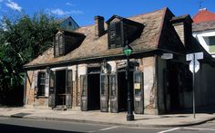 Lafitte's Blacksmith Shop, New Orleans - America's Most Haunted Bars and Restaurants | Travel + Leisure