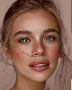Beauty make up, no make up makeup, fresh makeup look, natural Makeup Inspo, Makeup Inspiration, Makeup Tips, Makeup Ideas, Makeup Products, Beauty Products, Makeup Tutorials, Makeup Brands, Makeup Goals