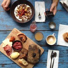 Nordisk Brødhus God morgenmad til 100 kr Rantzausgade 58B, 2200 København N Hvornår: Tirsdag til søndag, kl. 08.00-22.00