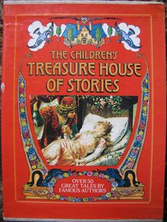 The Children's Treasure House of Stories Wonderland Box Set Vintage VGUC 1986