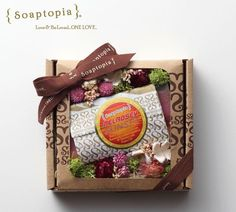 【Soaptopia】Flower Gift Set H/ソープ
